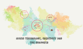 Music Technology, Creativity and the composer