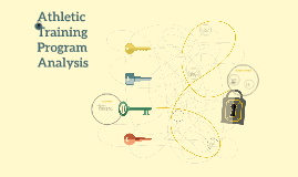 Athletic Training Program Analysis