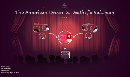 The American Dream & Death of a Salesman