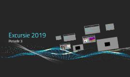 Excursie 2019 periode 3