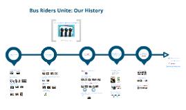 BRU History