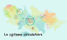 Le Systeme Circulatoire - Anas