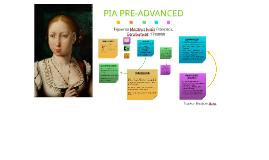 PIA PRE-ADVANCED 2016