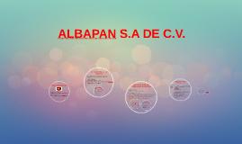 Copy of ALBAPAN S.A DE C.V.