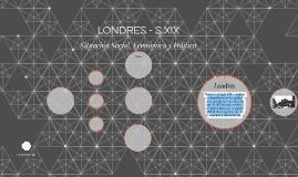 LONDRES - S.XIX