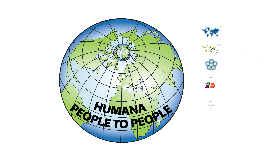 Copy of CSR - HUMANA PEOPLE TO PEOPLE