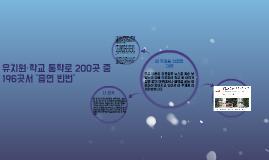 유치원·학교 통학로 200곳 중 196곳서 '흡연 빈번'