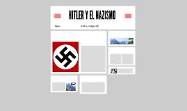 HITLER, NAZISMO Y LOS NEONAZIS