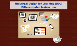 Social Studies for ALL Learners - Universal Design for Learning