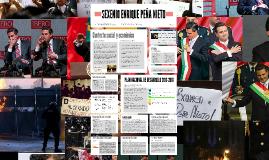 Sexenio de don Enrique Peña Nieto