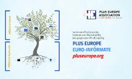 Copy of Plus Europe