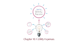 Chapter 10.1 Utility Expenses