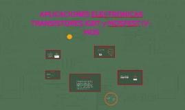 APLICACIONES ELECTRONICAS