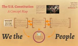 Constitution Concept Map