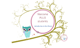 PGCE Induction 2016