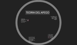 TEORIA DEL APEGO