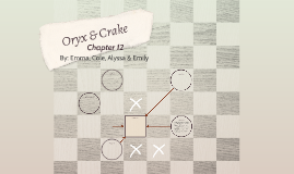 Copy of Oryx & Crake