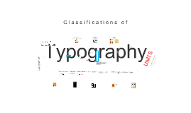 Copy of Typography