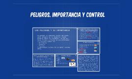 UNIDAD DIDÁCTICA 3 INTRODUCCIÓN A LOS PELIGROS. IMPORTANCIA Y CONTROL