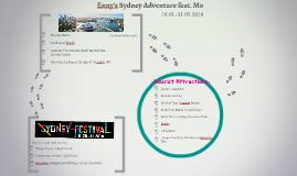 Enny's Sydney Adventure feat. Mo
