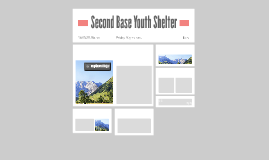Second Base Youth Shelter