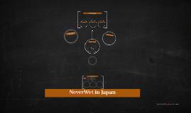NeverWet in Japan