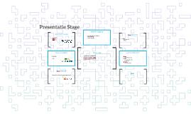Presentatie Stage