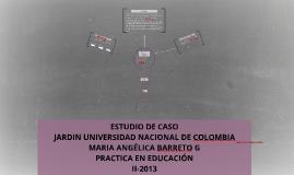 ESTUDIO DE CASO EXPLORATORIO