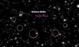 National 5 Drama Skills