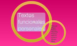 Textoz funcionalez