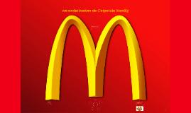 Corporate Identity MacDonald