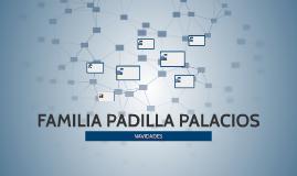 FAMILIA PADILLA PALACIOS