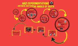 Nazi Experimentations