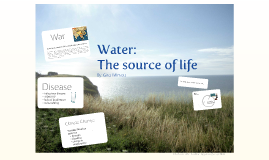 Water: the source of life