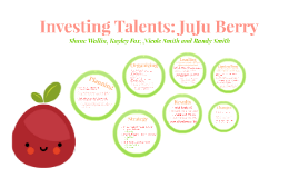 Investing Talents: JuJu Berry