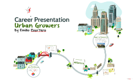 Career Presentation: Urban Growers