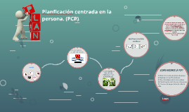 Planficación centrada en la persona. (PCP)