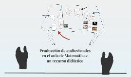 Audiovisual. Formación Al Lawra 2017