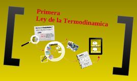 Copy of Primera Ley de la Termodinamica