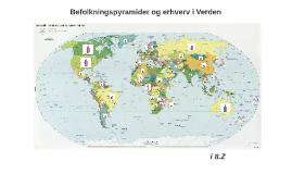 Befolkning og erhverv i Verden 8.Z