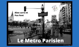 Le Metro Parisien