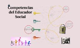 Competencias del Educador Social