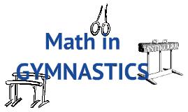 Copy of Mathematics in Gymnastics