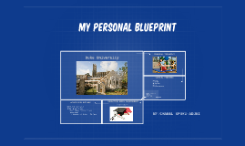 My PERSONAL BLUEPRINT