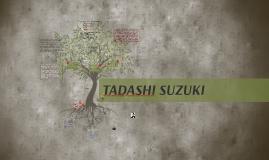 Copy of Tadashi Suzuki