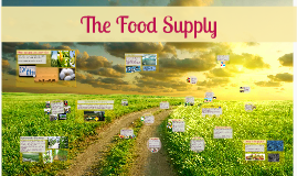 The Food Supply - Ch13 - Nutrition Lifespan