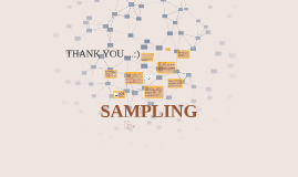 Copy of SAMPLING
