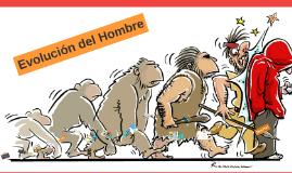 Copy of Evolucion del hombre
