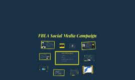 FBLA Social Media Campaign