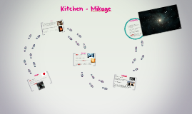 Analysis of Kitchen by Banana Yoshimoto
